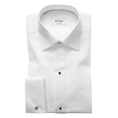 Bib Front Evening Shirt, ${color}