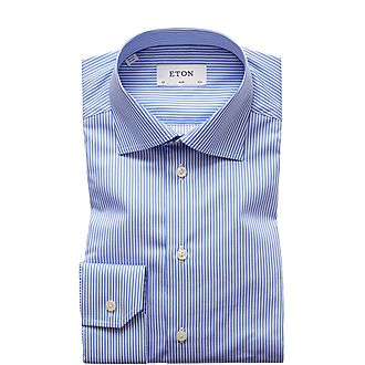 Bengal Striped Slim Fit Shirt