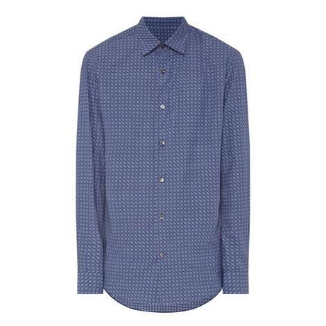Gancio Print Shirt, ${color}