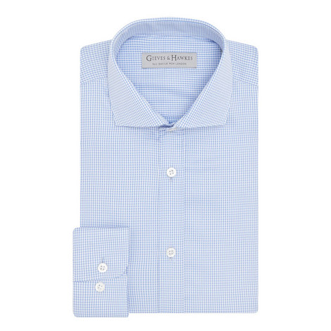 Micro-Check Shirt , ${color}