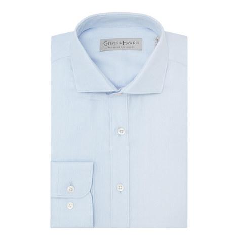 Herringbone Stripe Shirt, ${color}
