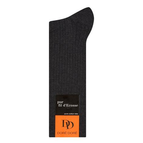 Pure Cotton Socks, ${color}