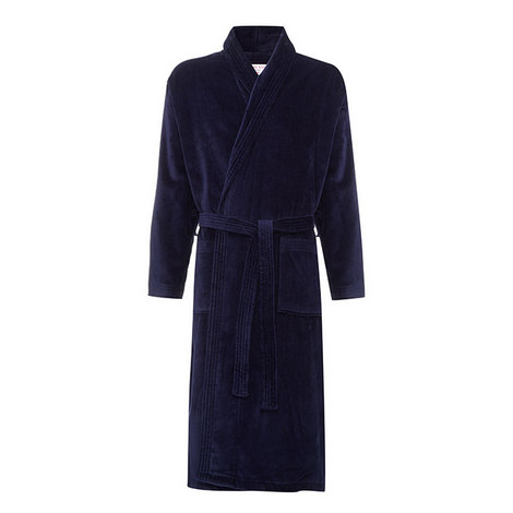 Cotton Bath Robe, ${color}