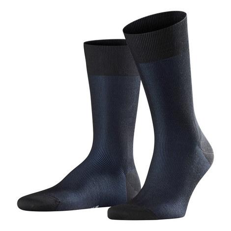 Fine Shadow Socks, ${color}