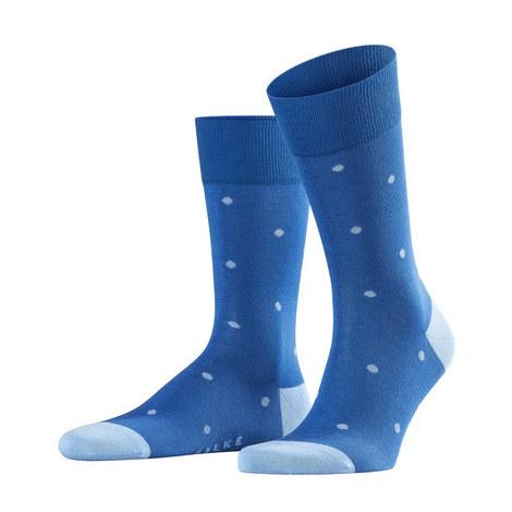 Dot Ankle Socks, ${color}