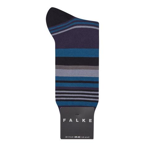 Multistripe Socks, ${color}