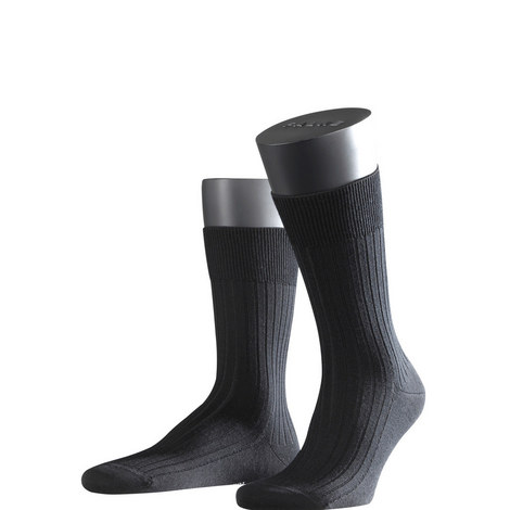 Bristol Merino Ribbed Socks, ${color}