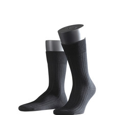 Bristol Merino Ribbed Socks