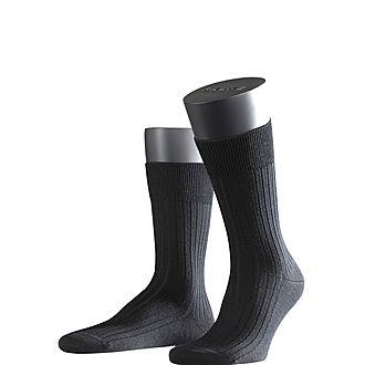 Bristol Merino Ribbed Socks