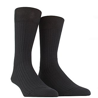 Derby Cotton Socks