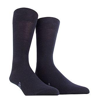 Flat Knit Socks