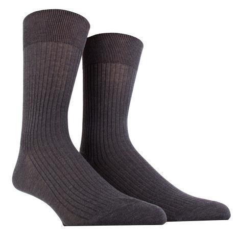 Plain Cotton Socks, ${color}