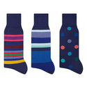 3-Pack Socks, ${color}