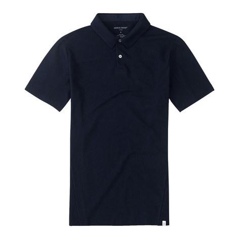 Roland Piqué Cotton Polo, ${color}