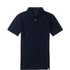 Roland Piqué Cotton Polo