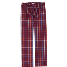 Check Woven Lounge Trousers