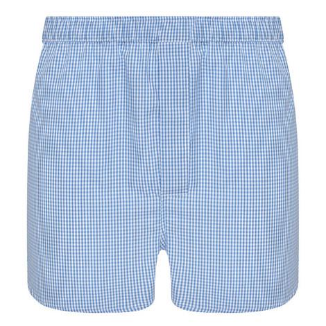 Gingham Boxer Shorts, ${color}