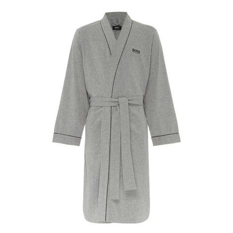 Jersey Kimono Robe, ${color}