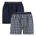 2-Pack Woven Boxer Shorts , ${color}