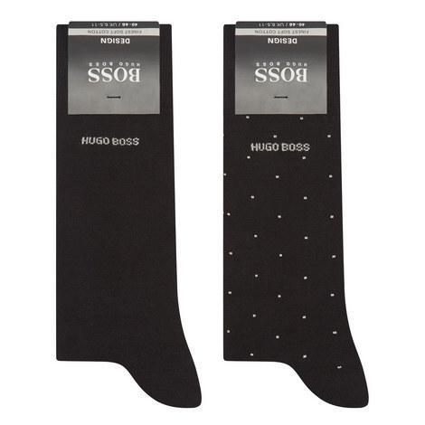 2 Pack Socks Gift Box, ${color}