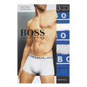 Three-Pack Cotton Stretch Boxer Trunks, ${color}