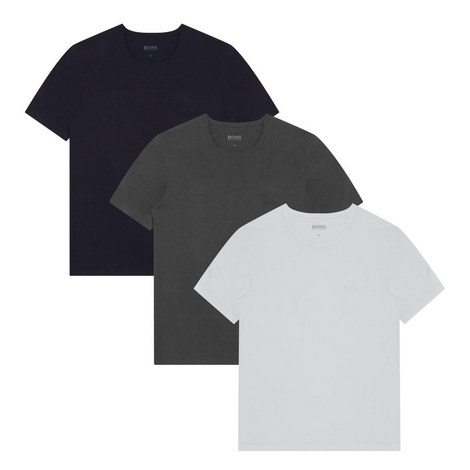 Three Pack Crew Neck T-Shirt, ${color}