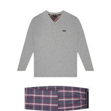 Pyjama Top And Bottoms Box Set