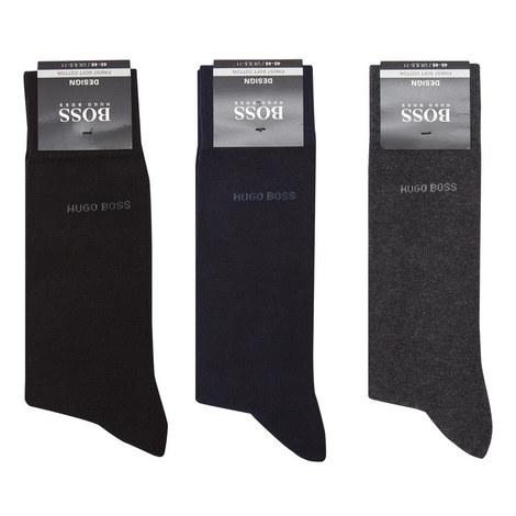 3-Pack Xmas Socks Gift Set , ${color}