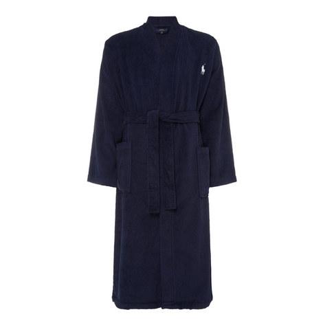 Terry Kimono Robe, ${color}