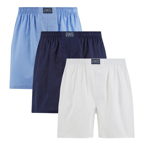 3 Pack Woven Trunks, ${color}