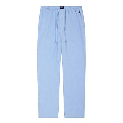 Checked Pyjama Bottoms, ${color}