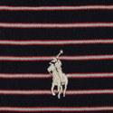 Logo Stripe Socks, ${color}