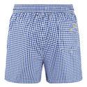 Gingham Swim Shorts, ${color}