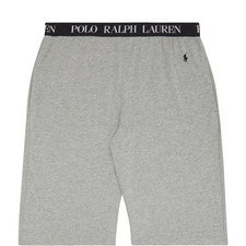 Slim Fit Jersey Shorts