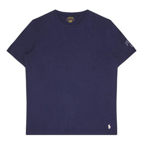 Polo Crew Neck Lounge T-Shirt, ${color}