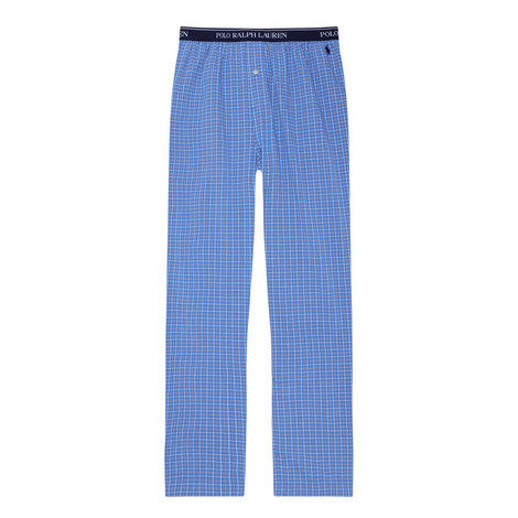 Check Pyjama Bottoms, ${color}