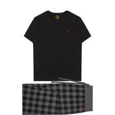 Buffalo Check Pyjama Gift Box