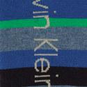 Multi Stripe Big Logo Socks, ${color}