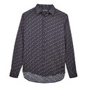 Turtle Print Shirt, ${color}