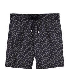 Moorea Micro Turtles Swim Shorts