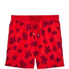 Moorea Turtles Swim Shorts