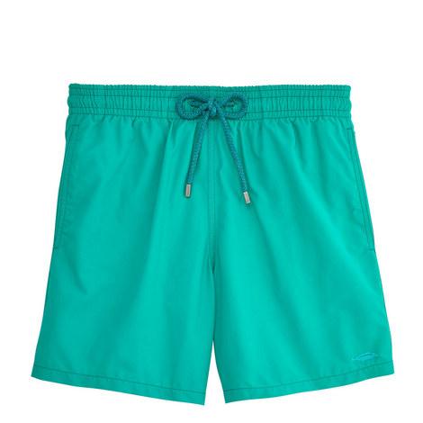 Plain Swim Shorts, ${color}