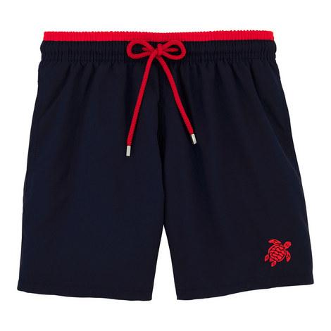 Moka Bicolour Swim Shorts, ${color}
