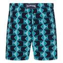Moorea Poissons Graphiques Swim Shorts, ${color}