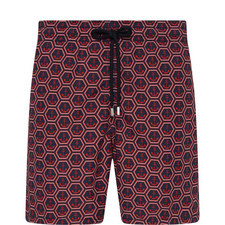 Moorea Anchor Of China Swim Shorts