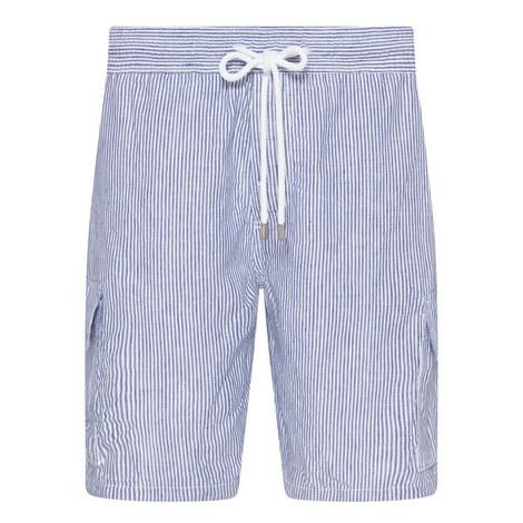 Berrix Linen Casual Shorts, ${color}