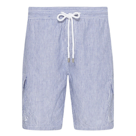 Berrix Linen Casual Shorts, ${color}
