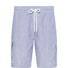 Berrix Linen Casual Shorts