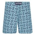 Moorea Poissons Damier Swim Shorts, ${color}