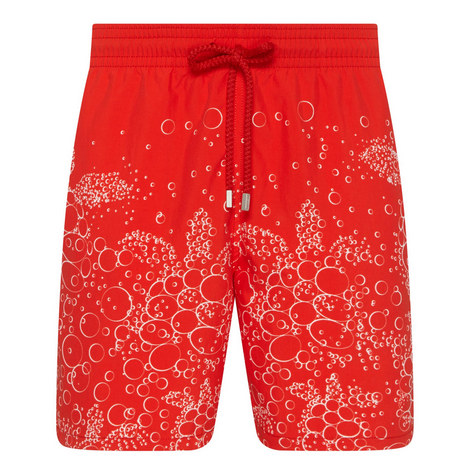 Moorea Bubbles Turtles Swim Shorts, ${color}